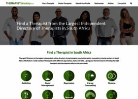 therapistdirectory.co.za