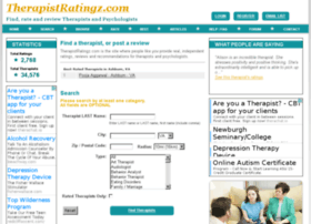 therapistratingz.com