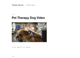 therapydoginfo.net