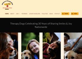 therapydogs.com