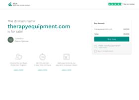 Therapyequipment.com