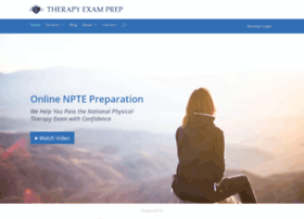 therapyexamprep.com