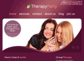 therapyparty.com