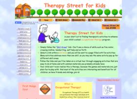 therapystreetforkids.com