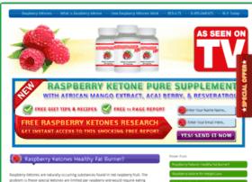 theraspberryketones.com