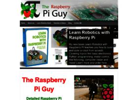 theraspberrypiguy.com
