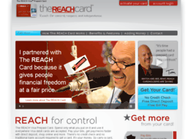 thereachcard.com