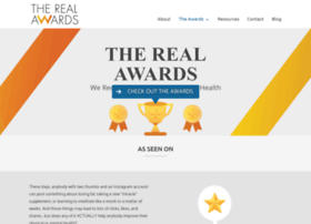 therealawards.com