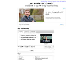 therealfoodchannel.com