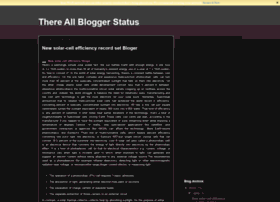 thereallbloggerstatus.blogspot.com