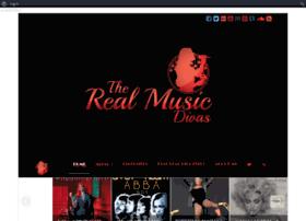 therealmusicdivas.com