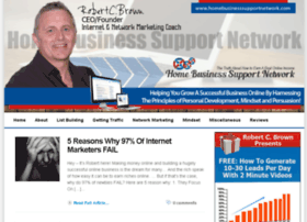 therealrobertbrown.com