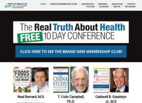 therealtruthabouthealthconference.com