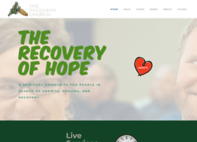 therecoverychurch.org