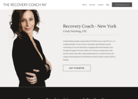 therecoverycoachny.com