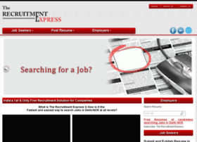 therecruitmentexpress.com
