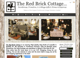 theredbrickcottage.com