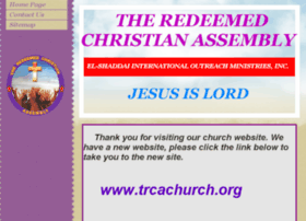 theredeemedassembly.com