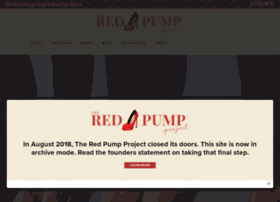 theredpumpproject.com