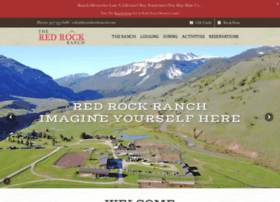 theredrockranch.com