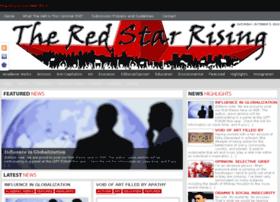 theredstarrising.com