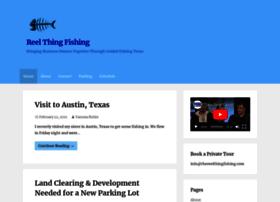 thereelthingfishing.com