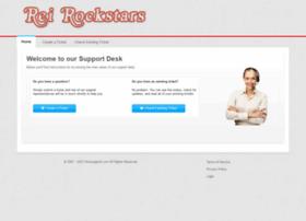 thereirockstars.rhinosupport.com