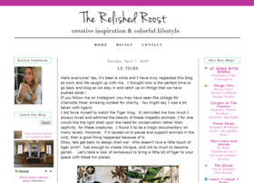 therelishedroost.blogspot.in