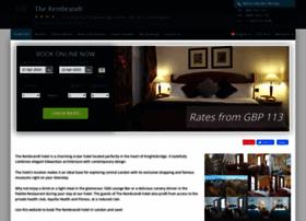 therembrandt.hotel-rez.com