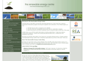 therenewableenergycentre.co.uk