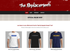 thereplacementsofficial.com