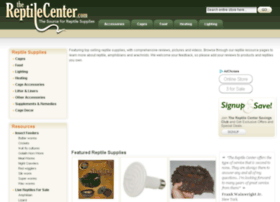 thereptilecenter.com