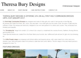 theresaburydesigns.com
