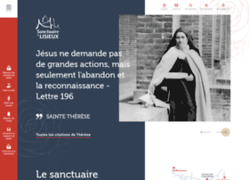 therese-de-lisieux.com