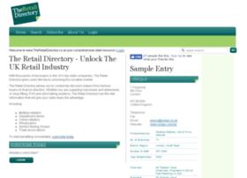 theretaildirectory.co.uk