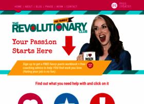 therevolutionaryclub.com