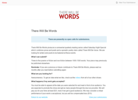 therewillbewords.submittable.com