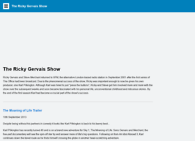 therickygervaisshow.com