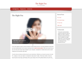 therightfax.co.za
