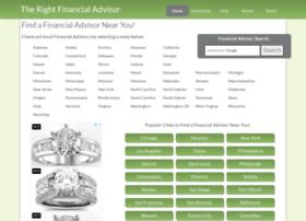 therightfinancialadvisor.com