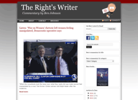 therightswriter.com