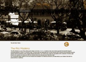 theritzmadeira.com