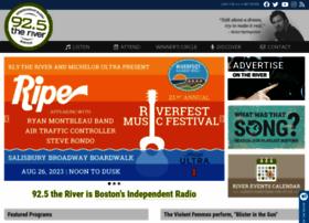 theriverboston.com