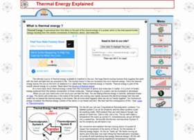 thermalenergy.org