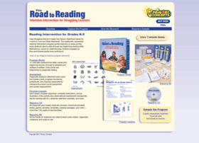 theroadtoreading.com