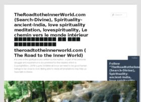 theroadtotheinnerworld.com