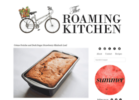 theroamingkitchen.com