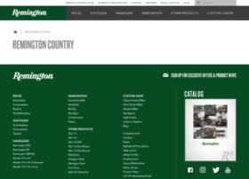 therock.remington.com