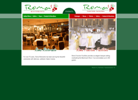 theromarestaurant.com