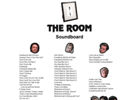 theroomsoundboard.com